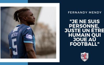Interview Fernandy Mendy | Défenseur central à Raith Rovers FC (Ecosse)